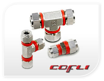 Conectores para tubing i-Fittings