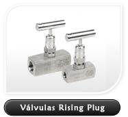 Rising Plug Valve